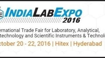 India Lab Expo 2016